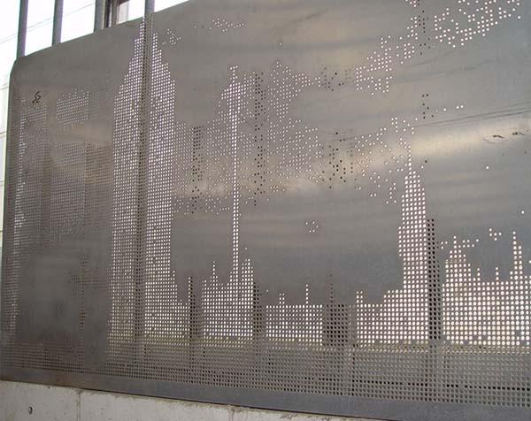 建筑装饰幕墙|幕墙项目
