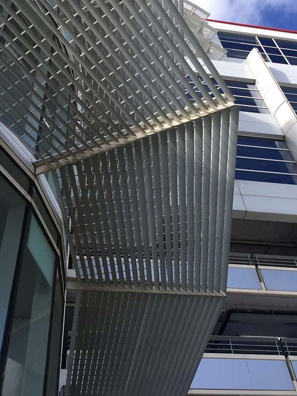 惠州幕墙设计,双层玻璃幕墙