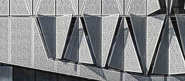 建筑幕墙防火要求|绿色建筑幕墙设计