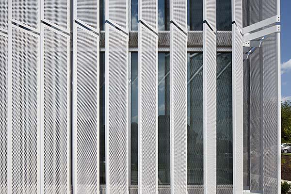 铝板幕墙工程|幕墙施工图