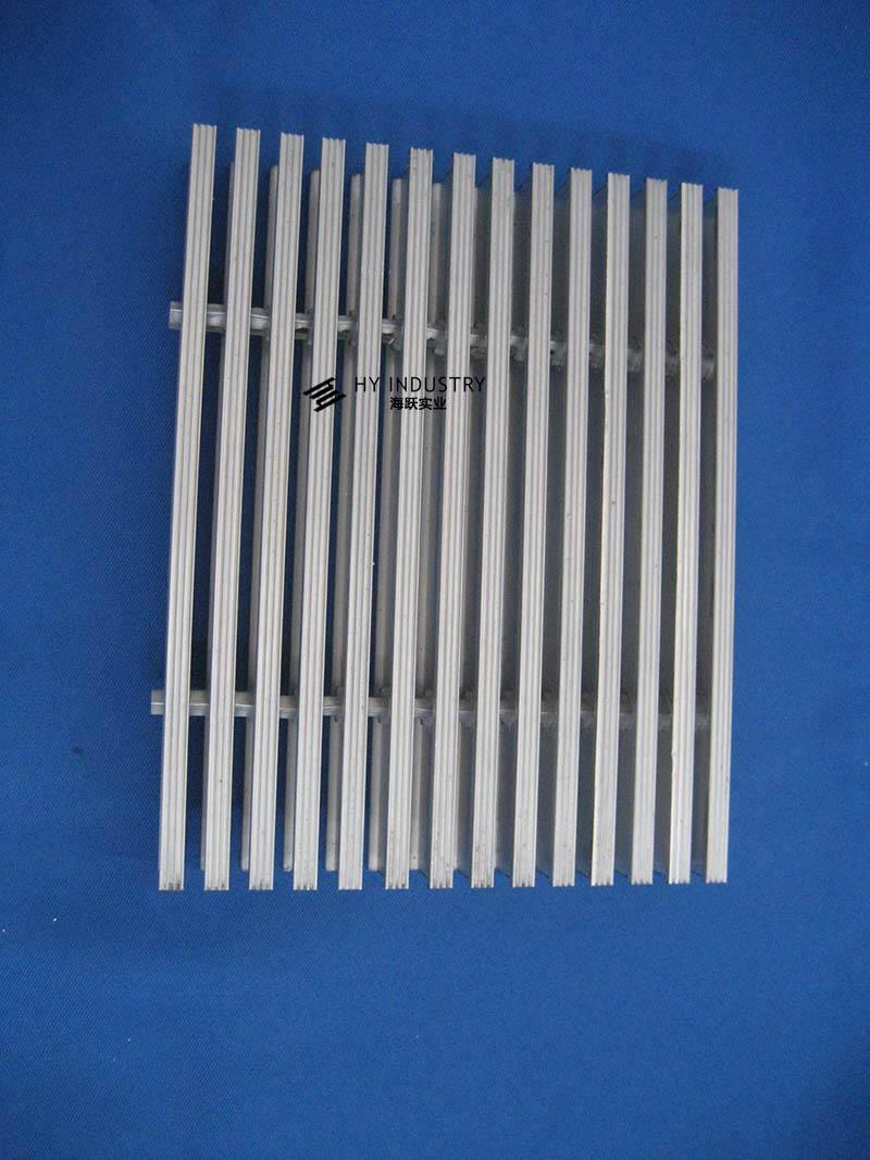 吊顶用铝格栅|背景墙铝格栅