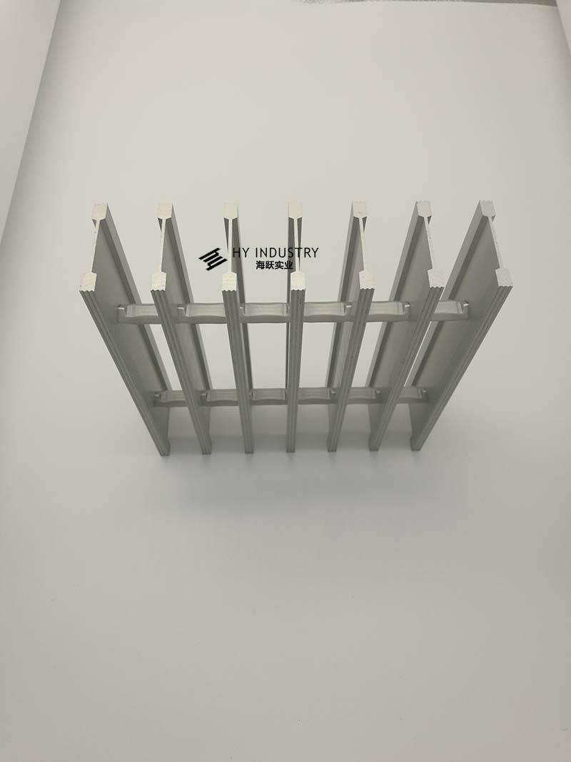 外墙铝格栅公司|铝格栅生产厂