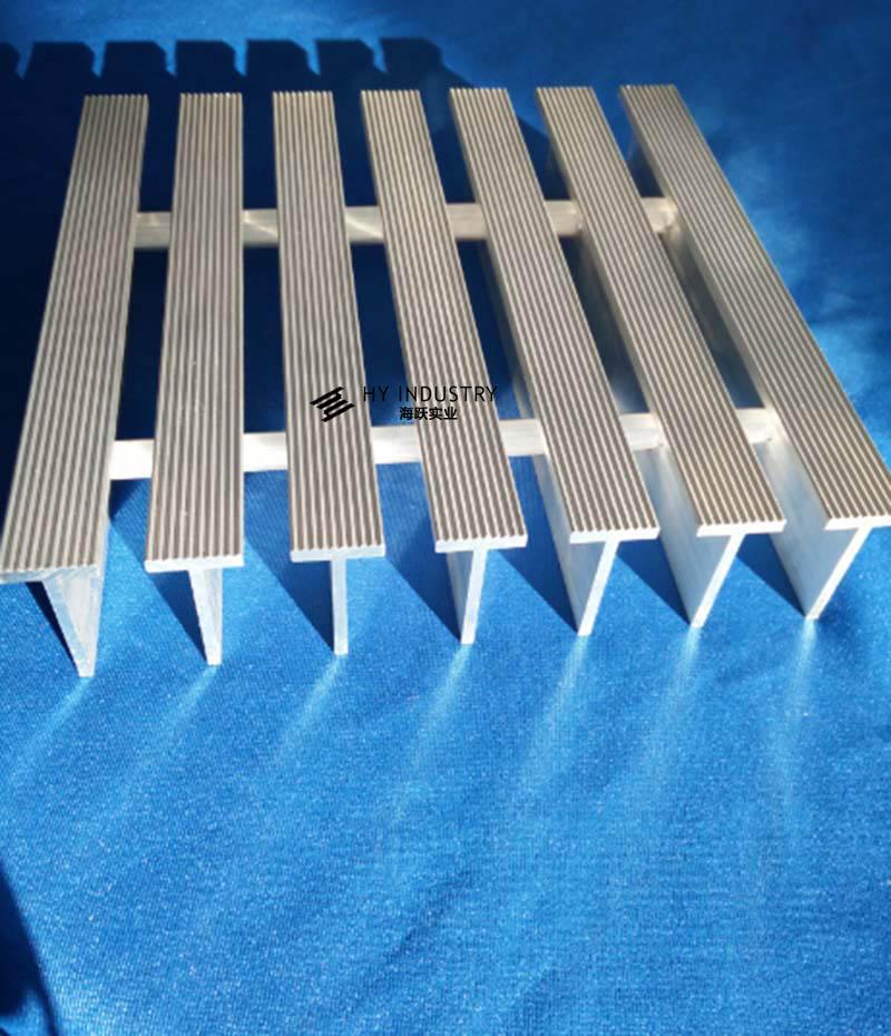 凹槽铝格栅|天花铝格栅