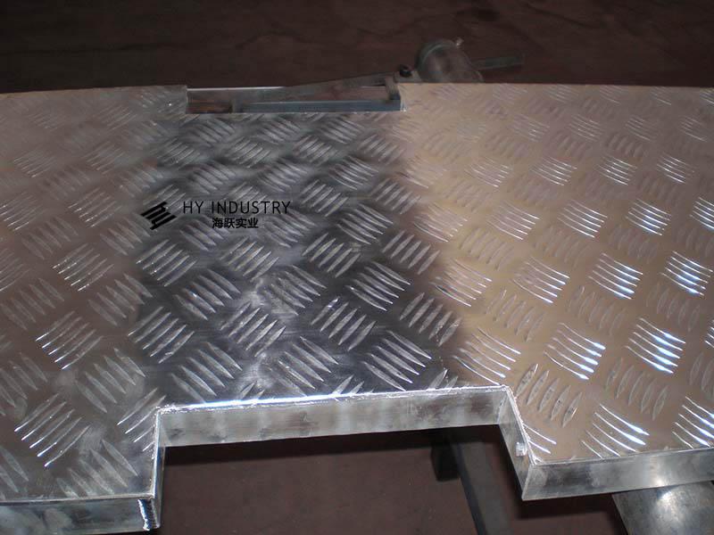 铝合金格栅报价|铝塑格栅板