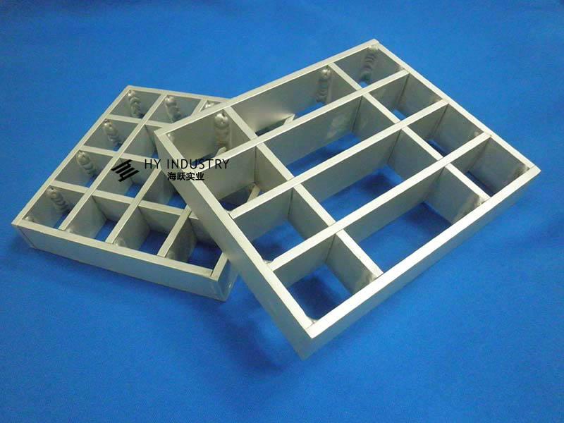 铝合金格栅厂家|铝木格栅吊顶