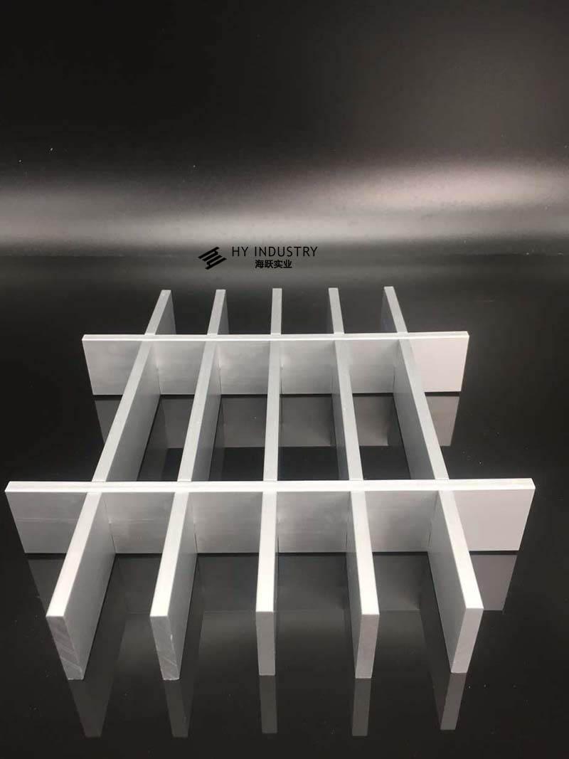 成铝格栅|铝格栅分类