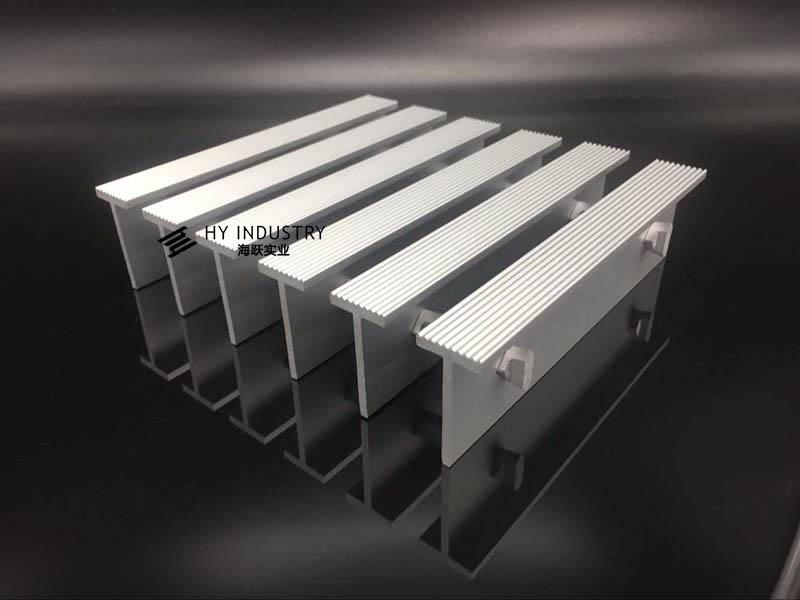 u型铝格栅|贵阳铝格栅厂家