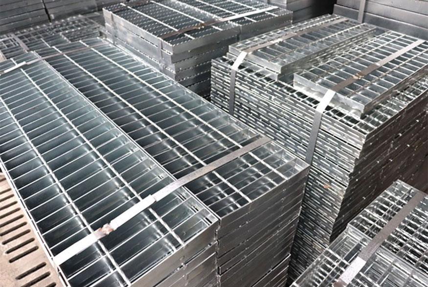 扇形钢格板|钢格板生产厂家