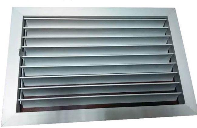 空调铝百叶|铝百叶使用视频