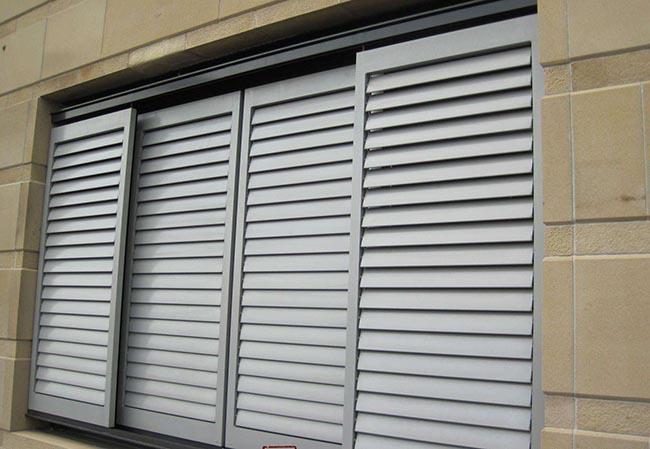 百叶帘 铝还是pvc|铝和百叶窗