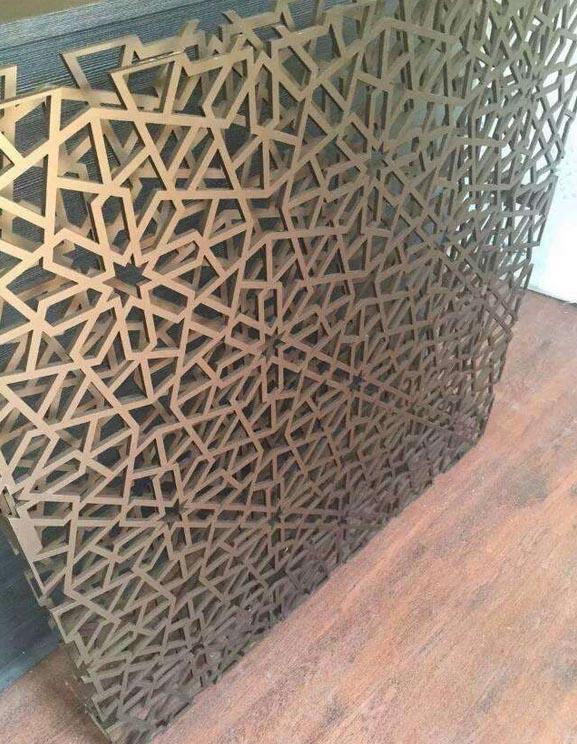 冲孔板网价格|冲孔板展架