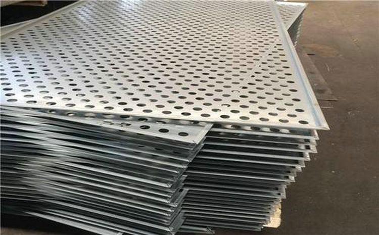 冲孔板网规格|声屏障冲孔板