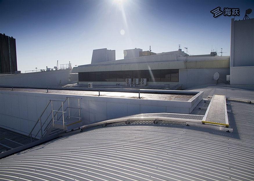 奥克兰钢格栅板机场马道系统