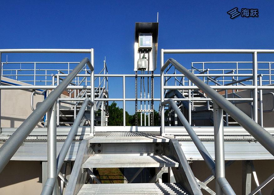 美工佛罗里达Tropical Farms水处理中心环保设备及步道系统