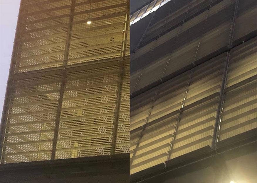 铝格栅外立面悉尼学校遮阳项目