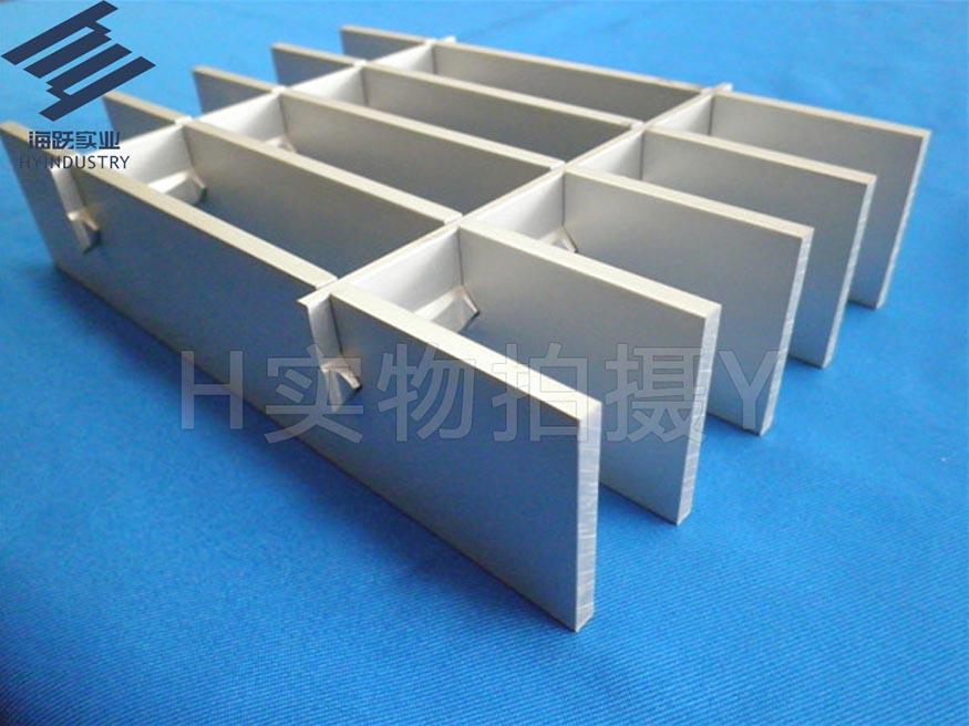 挤压式铝格栅|压缩式铝格栅现货