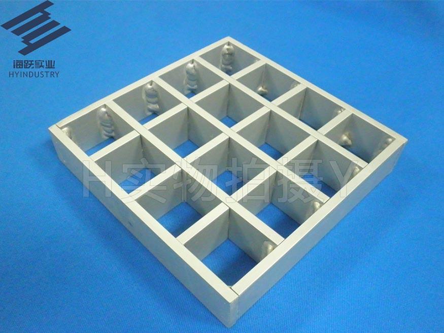 压缩式钢格板