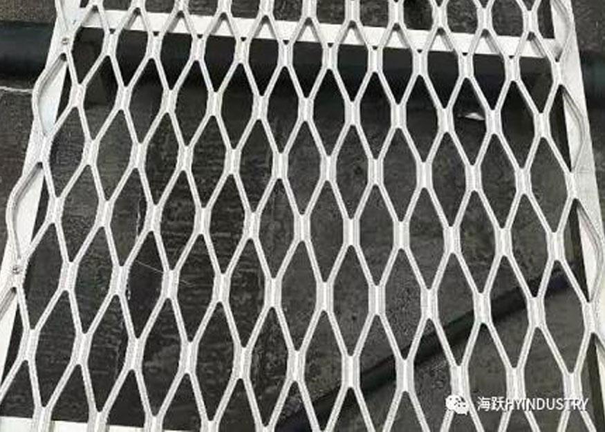 条形铝格栅规格|铝格栅下料
